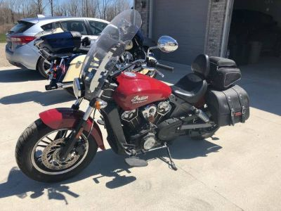 2015 Indian SCOUT ABS