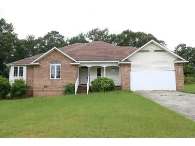 3 Bed 3 Bath Foreclosure Property in Dry Branch, GA 31020 - Franklinton Rd