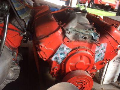 396 Chevrolet Big Block Engine