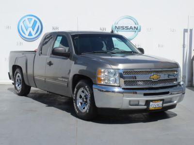 2012 Chevrolet Silverado 1500 LS (Gray)