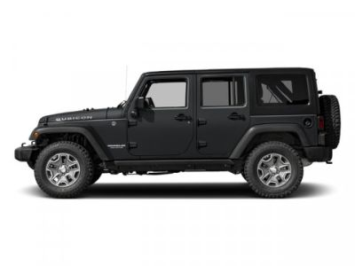 2017 Jeep Wrangler Unlimited Rubicon (Granite Crystal Metallic Clearcoat)