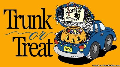 Fit 4 Life Trunk or Treat, Zumba Party, Costume Contest