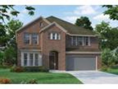 The Parkplace by David Weekley Homes: Plan to be Built