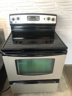 Maytag Magic Chief Stainless Stove