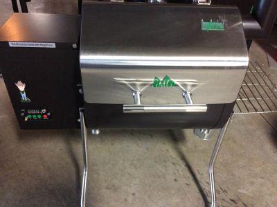 2017 Green Mountain Grills DAVY CROCKET SS WF Other Golf Carts Ottumwa, IA