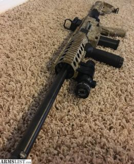 For Sale/Trade: JRC - 40 S&W - Desert Camo - Glock Mags - Just Right Carbines - With Accessories