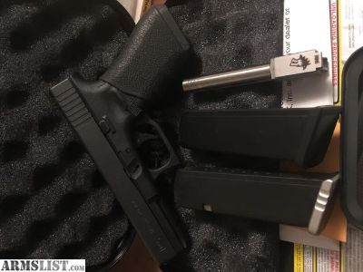 For Trade: Glock 17 gen 4 for Glock 34/35