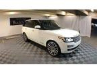 used 2015 Land Rover Range Rover for sale.