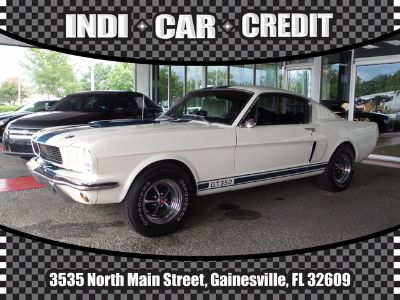 1966 Ford Mustang GT350 (WHITE)