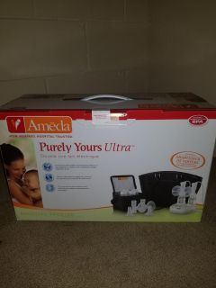 Breast Pump Ameda Purely Yours