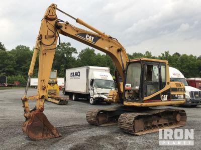 Cat 311B Track Excavator