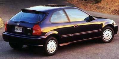 1997 Honda Civic DX (BLACK)