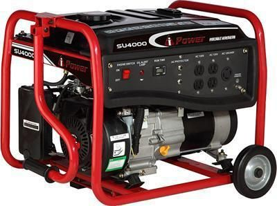 Buy A-iPower Portable Generator SU4000 motorcycle in Tallmadge, Ohio, US, for US $394.97