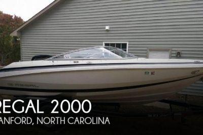 2008 Regal 2000