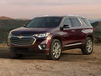 2019 Chevrolet Traverse LT (Havana Brown Metallic)