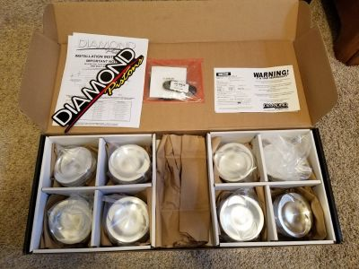 (3) sets of Pistons !!! - NEW