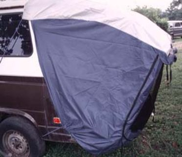 Explorer 2 Rear Hatch Tent