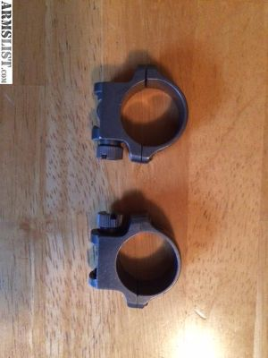 For Sale: Ruger Ring/Mount Set