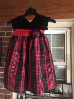 Holiday Dress size 3 T