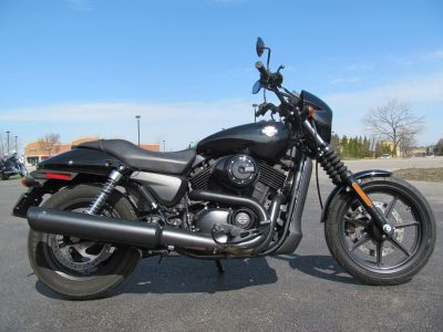 2016 Harley-Davidson Street 500 Cruiser Crystal Lake, IL