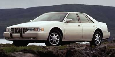1997 Cadillac Seville STS (White Diamond)