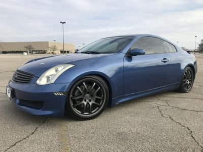 2006 INFINITI G35 LEATHER ROOF SPORT SHARP