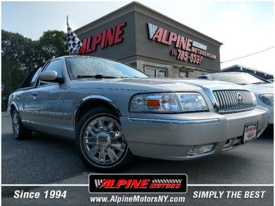 2006 Mercury Grand Marquis GS (Silver Birch Metallic)