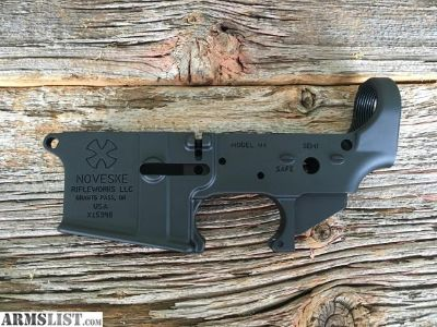 For Sale: Noveske N4 Stripped Lower Chainsaw