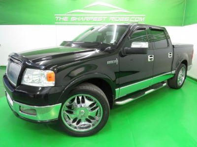 2006 Lincoln Mark LT Leather* Moon Roof* 1_Owner_Carfax!