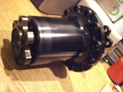 kobelco blower supercharger snout Hemi bbc sbc
