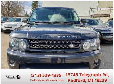 Used 2012 Land Rover Range Rover Sport for sale