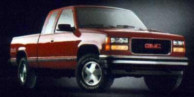 1997 GMC RSX K2500 SLE (Laguna Blue-Green (Met))