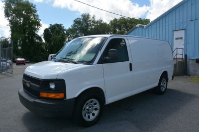 2012 Chevrolet Express 1500 1500 (Summit White)