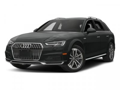 2018 Audi A4 Allroad Tech Premium Plus (Florett Silver Metallic)
