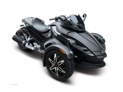 2009 Can-Am Spyder GS Phantom Black Limited Edition 3 Wheel Motorcycle Longview, TX