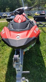 2016 Sea-Doo Spark 3up 900 H.O. ACE w/ iBR & Convenience Package Plus 3 Person Watercraft Phoenix, NY