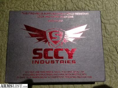 For Sale: SCCY CPX-2 Pink