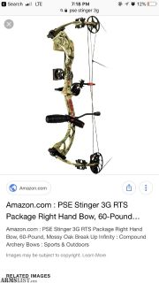 For Sale/Trade: PSE Stinger Bow trade