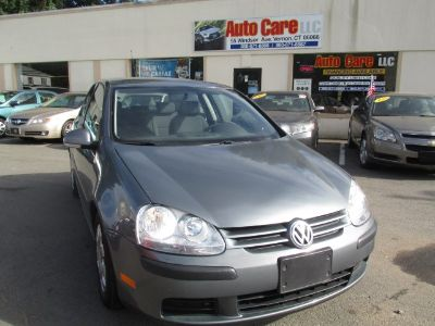 2009 Volkswagen Rabbit S PZEV (United Gray Metallic)