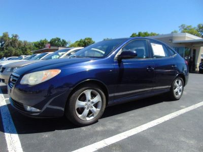 2008 Hyundai Elantra GLS (BLUE)