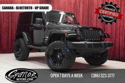 2012 Jeep Wrangler Sahara (Black)