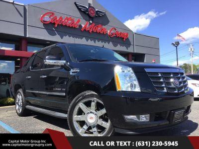 2013 Cadillac Escalade EXT Luxury (Black)