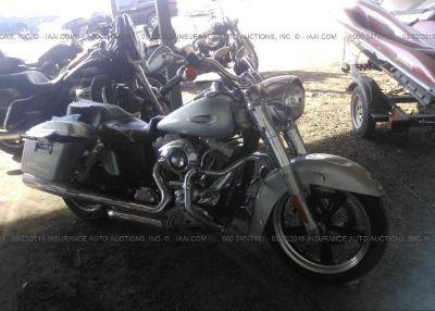 2012 Harley-davidson FLD