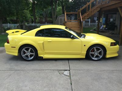 2001 Ford Mustang (Roush)