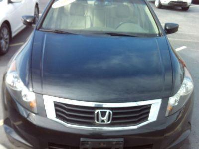 2009 Honda Accord EX-L (Black)