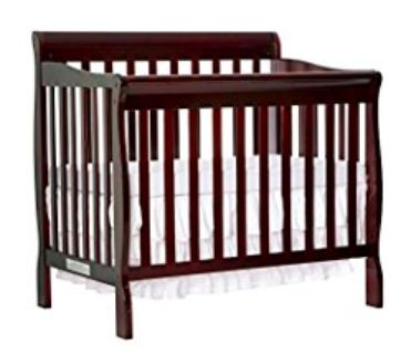 Crib, Changing Table and Dresser