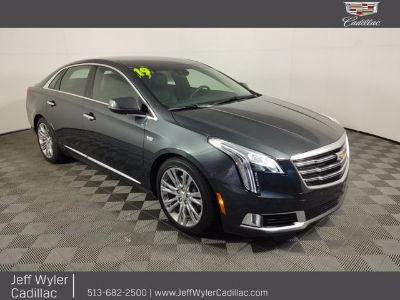 2019 Cadillac XTS 3.6L V6 (Phantom Gray Metallic)