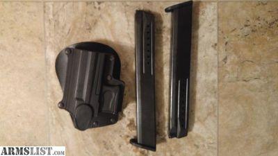 For Sale: X2 pro mag 9mm 32rnd ruger sr9 mags