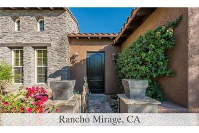 Rancho Mirage - ready to move in. Washer/Dryer Hookups!