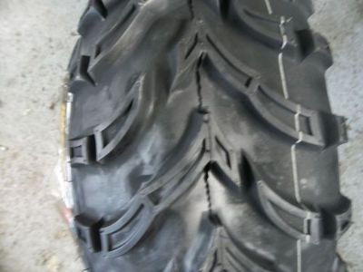 Find TWO ATV 22/11.00-9, 22X11x9 GBC Dirt Devils 6 Ply Four Wheeler Tires motorcycle in Dyersburg, Tennessee, United States